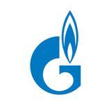 """Логотип ПАО """"Газпром"""""""