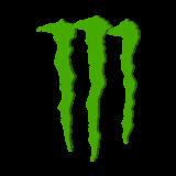 Логотип Corp «Monster Beverage»