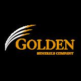 Логотип Golden Minerals