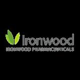 Логотип Ironwood Pharmaceuticals
