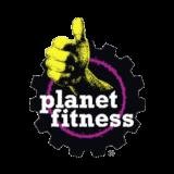 Логотип Inc «Planet Fitness»