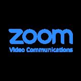 Логотип Inc «Zoom Video Communications»