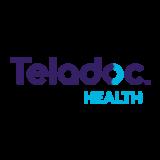 Логотип Teladoc Health