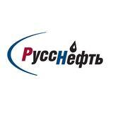 """Логотип ПАО НК """"РуссНефть"""""""