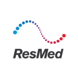 Логотип ResMed
