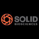 Логотип Solid Biosciences