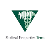 Логотип Medical Properties Trust