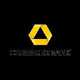 Логотип Commerzbank