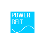 Логотип Power REIT