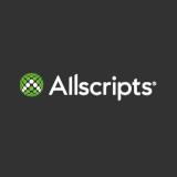 Логотип Allscripts Healthcare Solutions