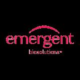 Логотип Emergent BioSolutions