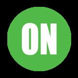 Логотип ON Semiconductor