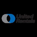 Логотип United Rentals