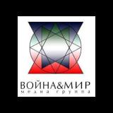 """Логотип ОАО Медиа группа """"Война и Мир"""""""