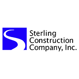 Логотип Sterling Construction Company