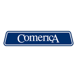 Логотип Comerica