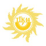 """Логотип ПАО """"ТГК-14"""""""