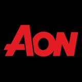 Логотип Aon