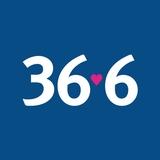 """Логотип ПАО """"Аптечная сеть 36,6"""""""