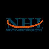 Логотип Inc «National Health Investors»