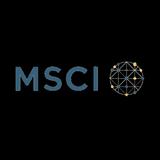 Логотип MSCI