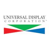 Логотип Universal Display